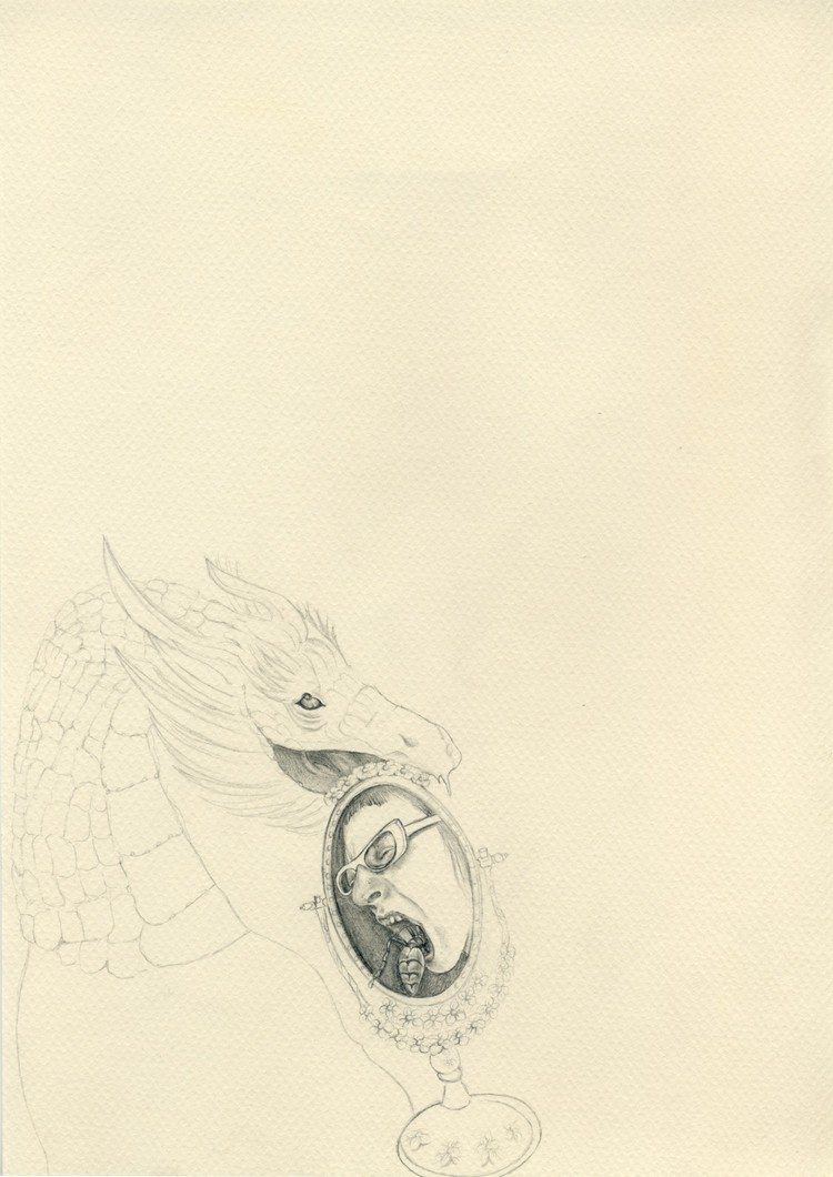 05 2010, 21x29.7cm, pencil on paper