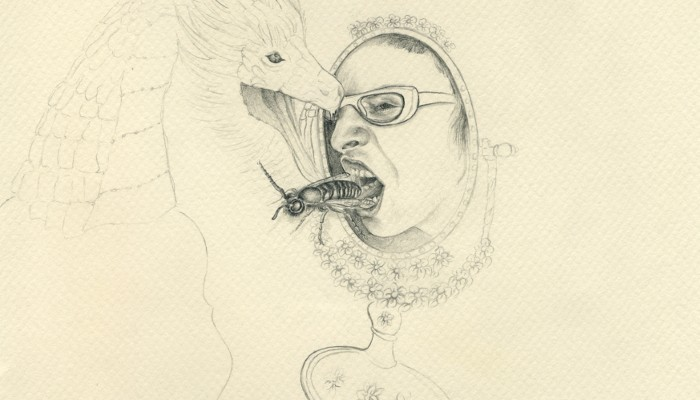06 2010, 21x29.7cm, pencil on paper