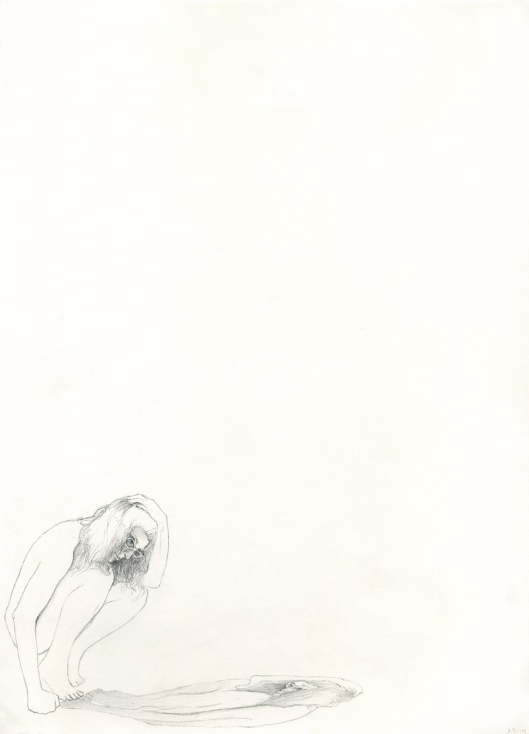 07 2008, 21x29.7cm, pencil on paper