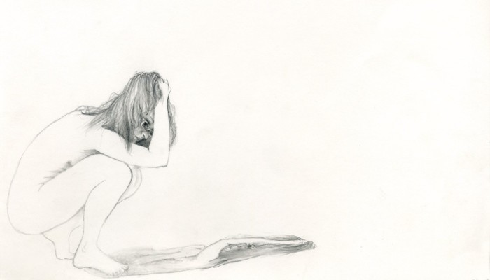 04 2008, 21x29.7cm, pencil on paper